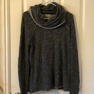 Grey Free People Sweater